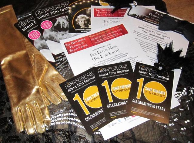 Hippodrome leaflets and memorabilia.