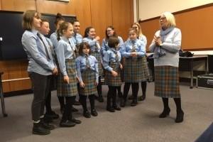 Falkirk Gaelic Choir.